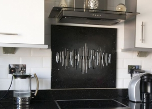 Bespoke Glass Splashbacks Manchester 1