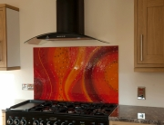 Glass Splashbacks Scotland Aberdeenshire