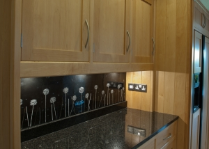 Penkridge splashback