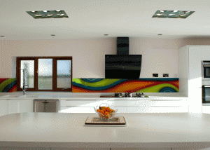 Bespoke Splashback Portfolio Glass Art Designs Glass Splashbacks