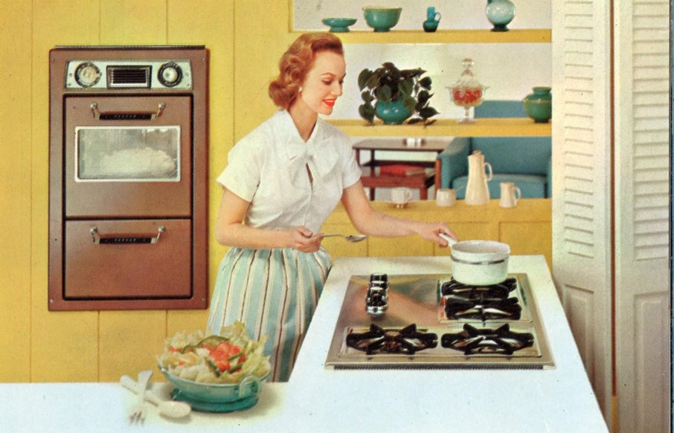 Recipe for a kitchen splash back