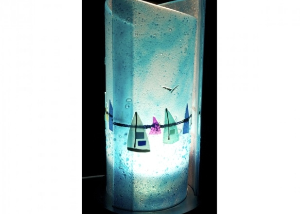 Shedding some light on home décor tips   Fused Glass Art