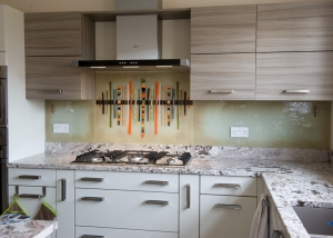 Glass Splashbacks Scotland Newmachar Dalaman