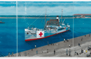 Red Cross Tribute