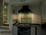Bespoke Glass Splashbacks Derbyshire