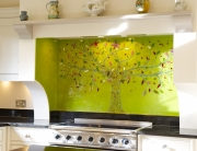 glass splashbacks in Manchester