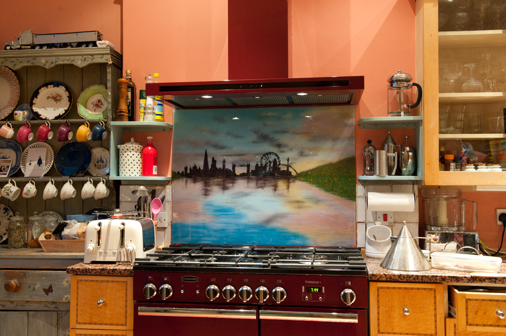 If you've been looking for something unique, this bespoke fused glass art showcases what we can do!