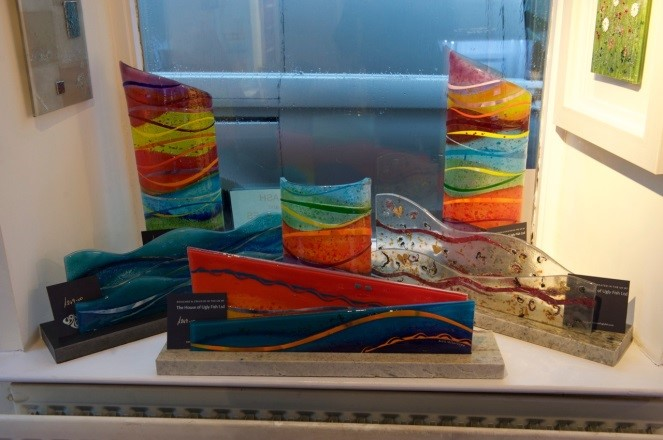 A Brand New Feature – Fused Glass Art