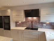 Bespoke Glass Splashbacks Mansfield