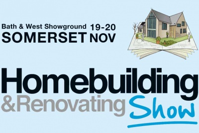 Fused Glass Art on Tour: The South West Homebuilding and Renovating Show