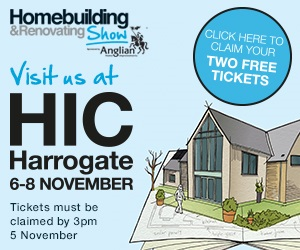Fused Glass Art on Tour: The Harrogate Homebuilding and Renovating Show