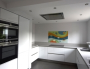 Bespoke Glass Splashbacks Derbyshire Chapel