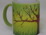 Tree of Life Printed Mug Designs