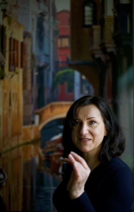 Lisa, Resident Fused Glass Art Expert