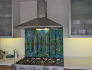 Bespoke Glass Splashbacks Matlocks