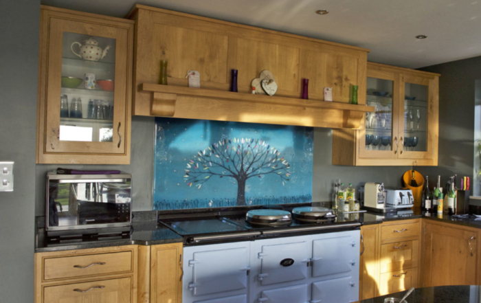 Livening up Spaces with a Tree of Life