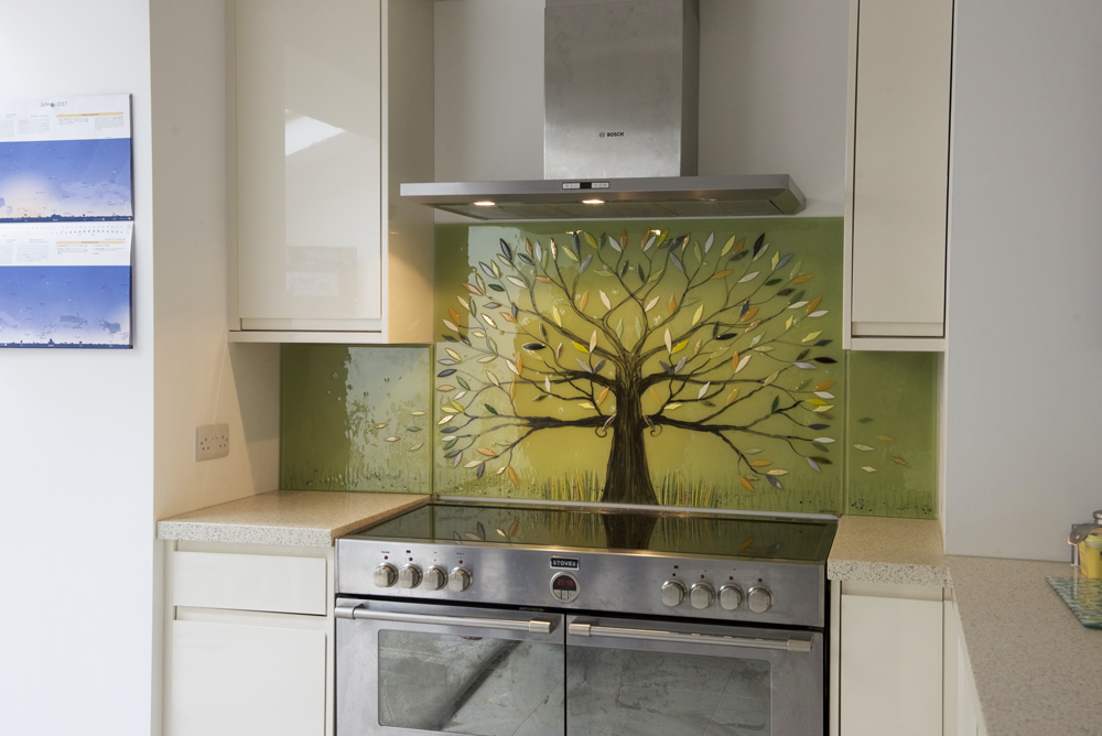 If you're in the market for something special, our bespoke glass splashbacks are sure to be just the thing for you!