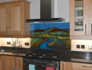 Bespoke Glass Splashbacks Melrose Galashiels