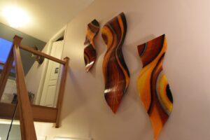 Custom Glass Wall Art Edinburgh Broxburn